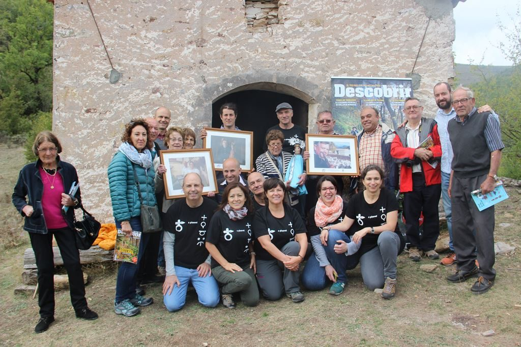 Presentació del nº224 del Descobrir Catalunya dedicat al Cinquè Llac a l'ermita de Castellgermà
